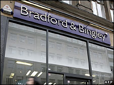 Bradford & Bingley branch